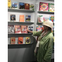 Books Display In Landon Fair